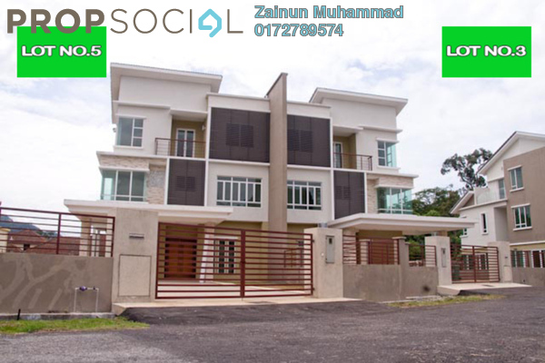 2 1/2 STOREY SEMI-D AT HULU LANGAT JAYA