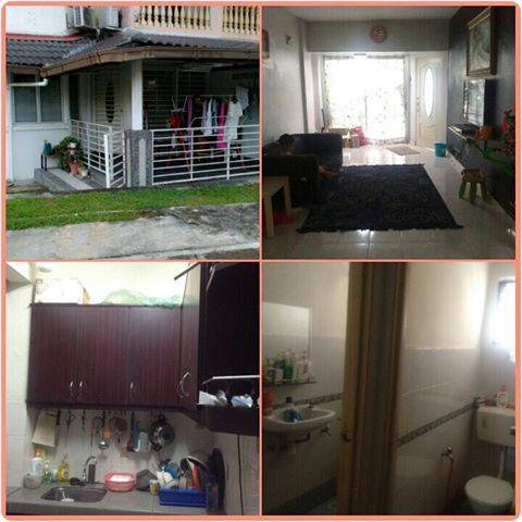 Palma Perak Apartment, kota damansara