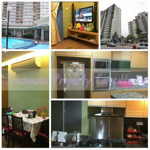 Condominium @ Vista Amani, Bandar Sri Permaisuri