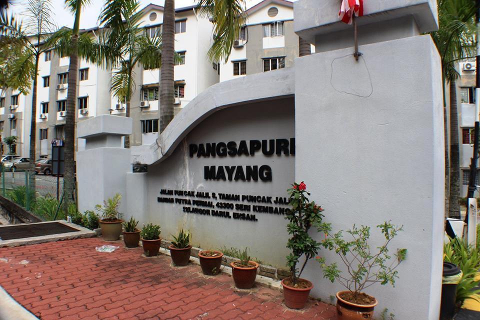 Apartment Mayang Puncak Jalil Seri Kembangan