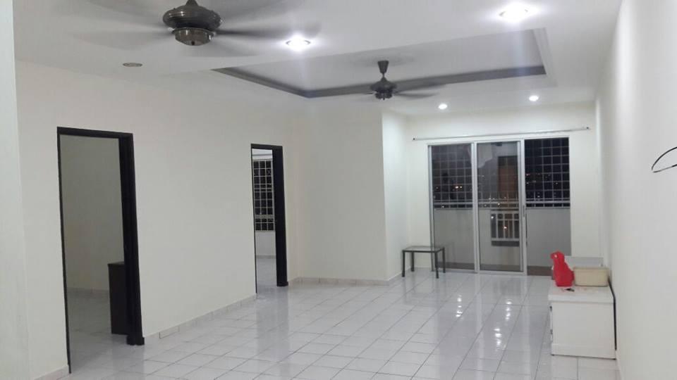 Merdeka Villa apartment Bandar baru ampang, Kuala Lumpur.