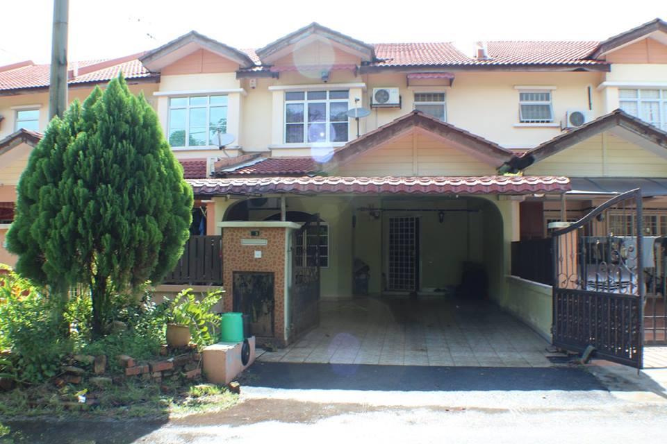 2 Sty terrace Taman Putra Prima, Puchong, Selangor