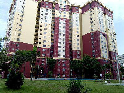 Apartment Mentari Court, Petaling Jaya