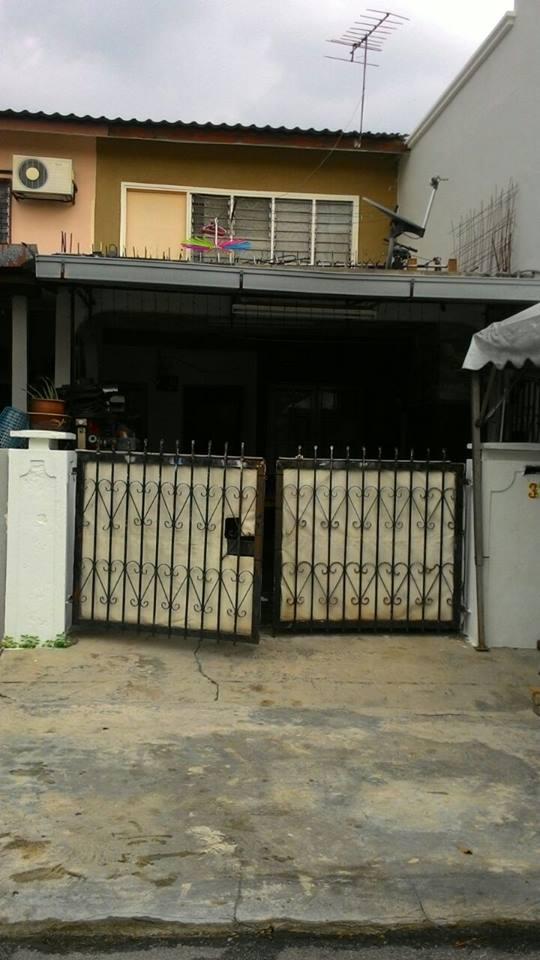 Low Cost Double Storey Taman Rasmi Jaya, Selangor
