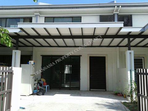 Double Storey Terrace  Ken Rimba, Shah Alam