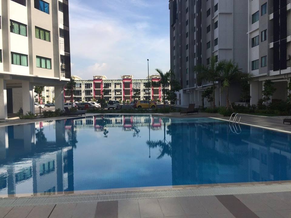 Condominium Suria Rafflesia , Setia Alam