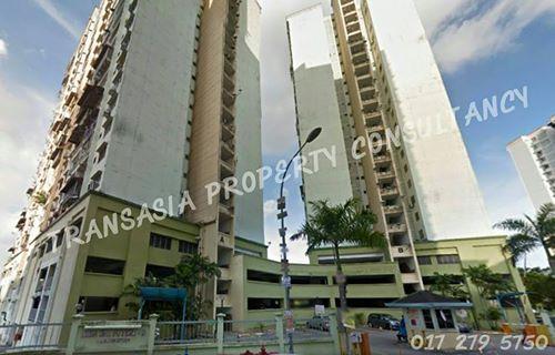 Apartment Desa Sri Puteri Desa Petaling, Kuala Lumpur