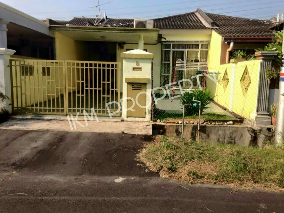 Single Storey Terrace Bandar Tasik Kesuma