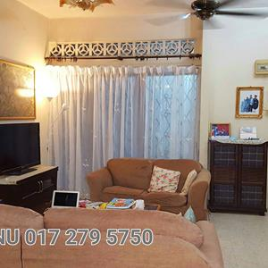 Double Storey Terrace Taman Sri Rampai, Setapak