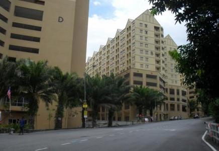 Springville Apartment Ukay Perdana